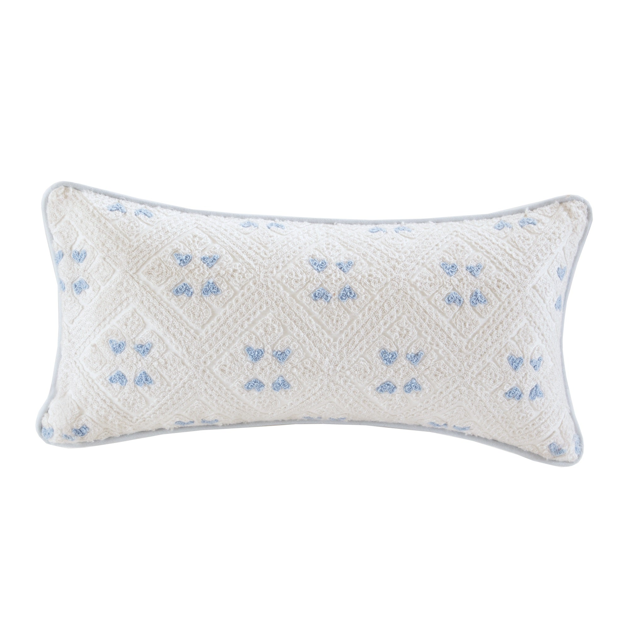 Grey - Ravi Oblong Pillow
