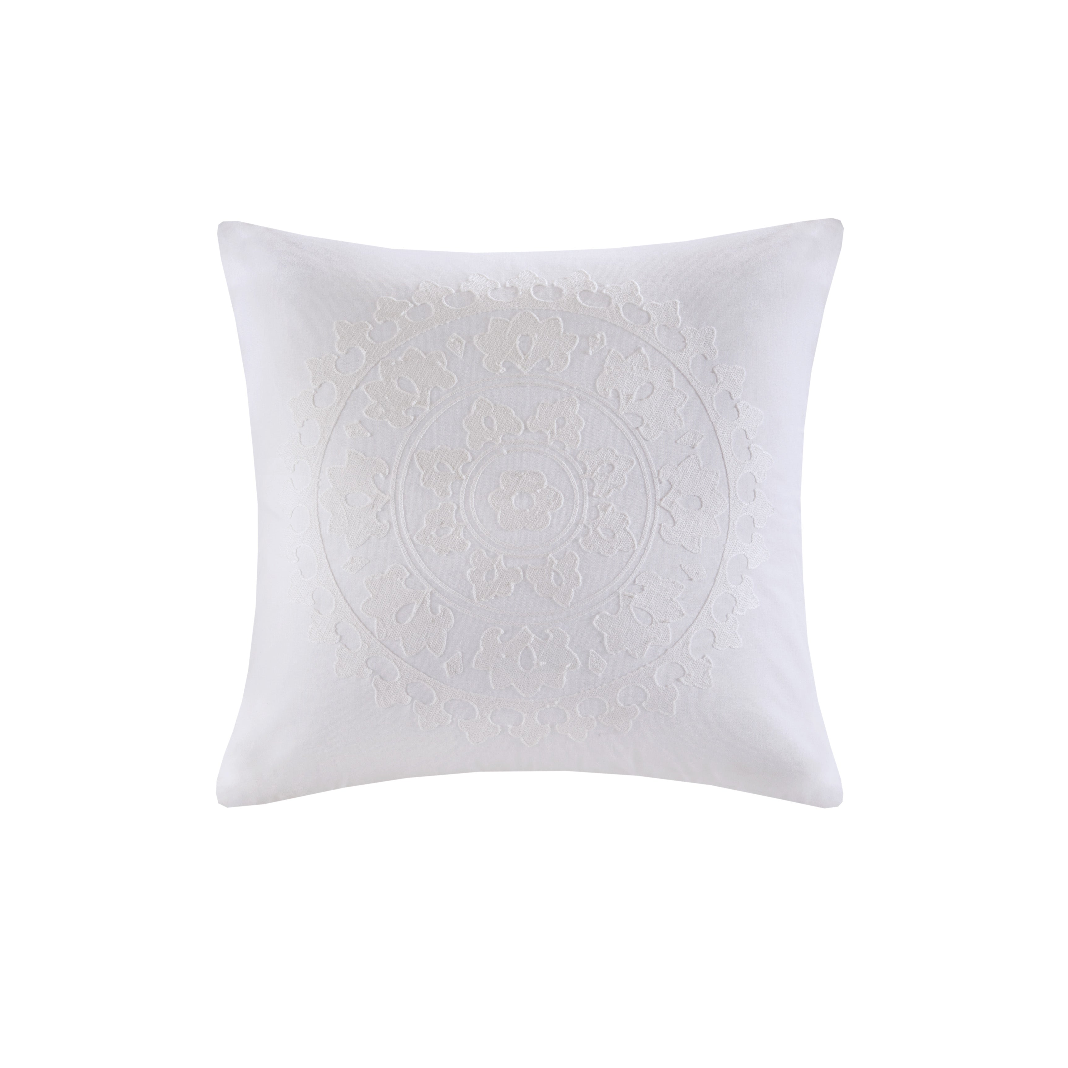 White - Marco Square Pillow