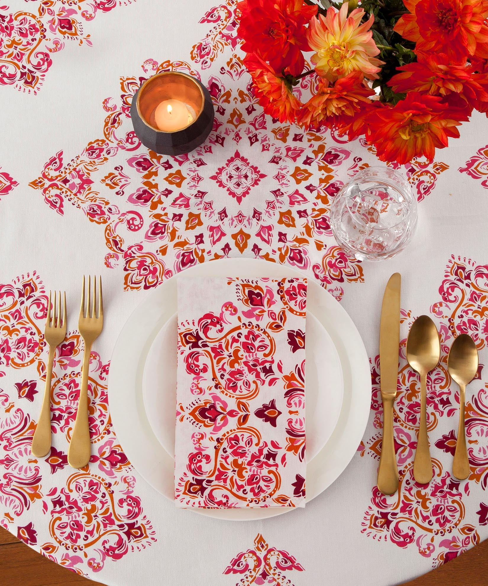 Parvani Tablecloth- 60