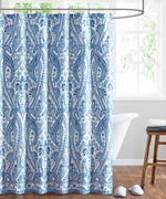 Indigo - Serena Paisley Shower Curtain