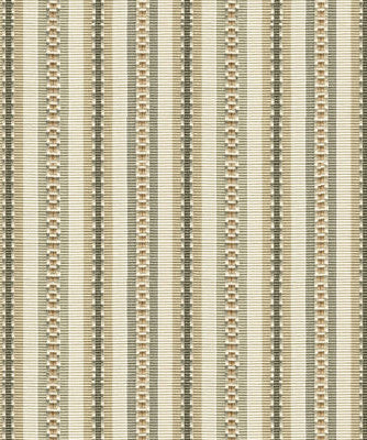 Natural - Heirloom Stripe Natural Fabric