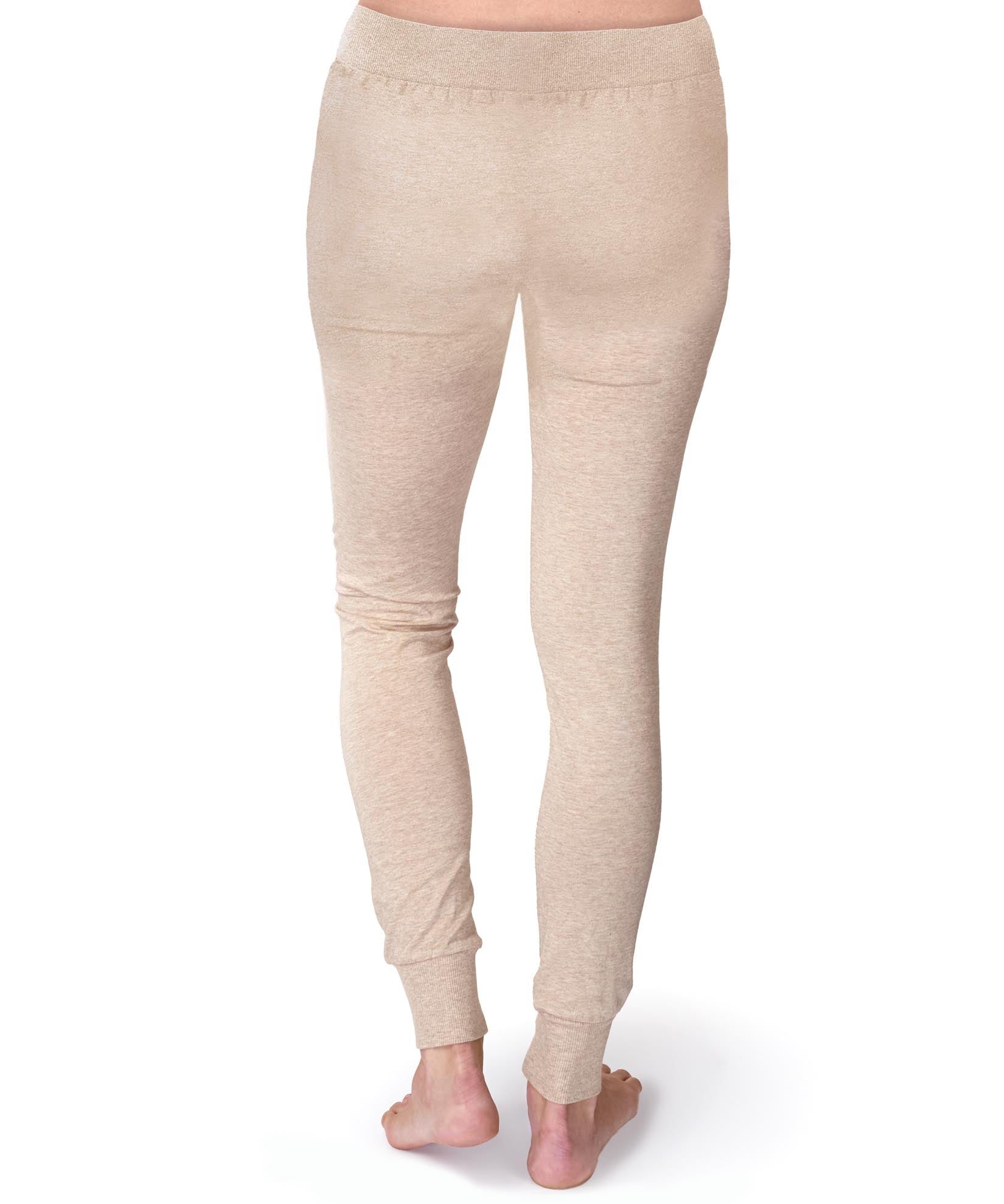 Oatmeal - Heather Legging
