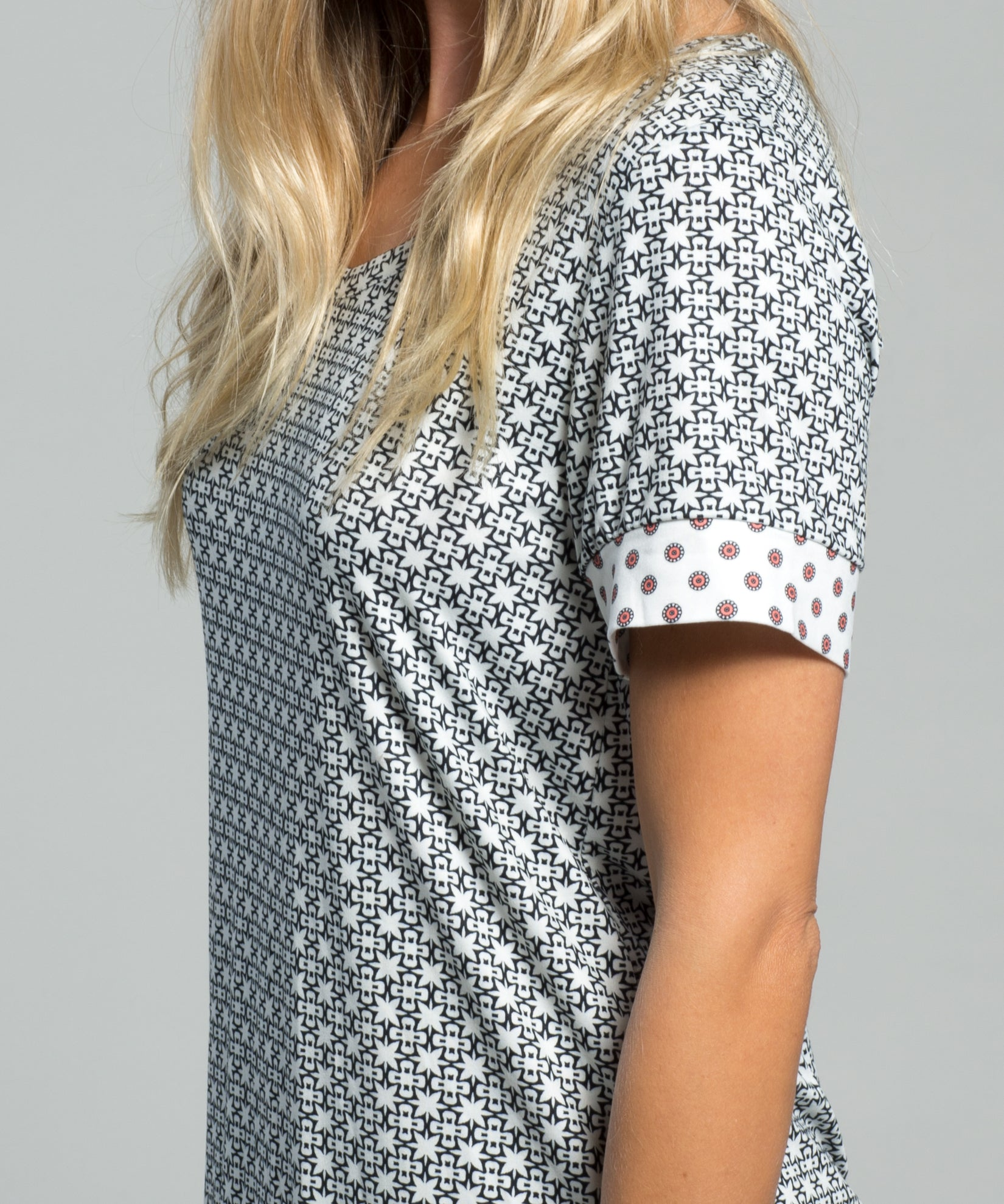 Black - Cape Town Nightshirt