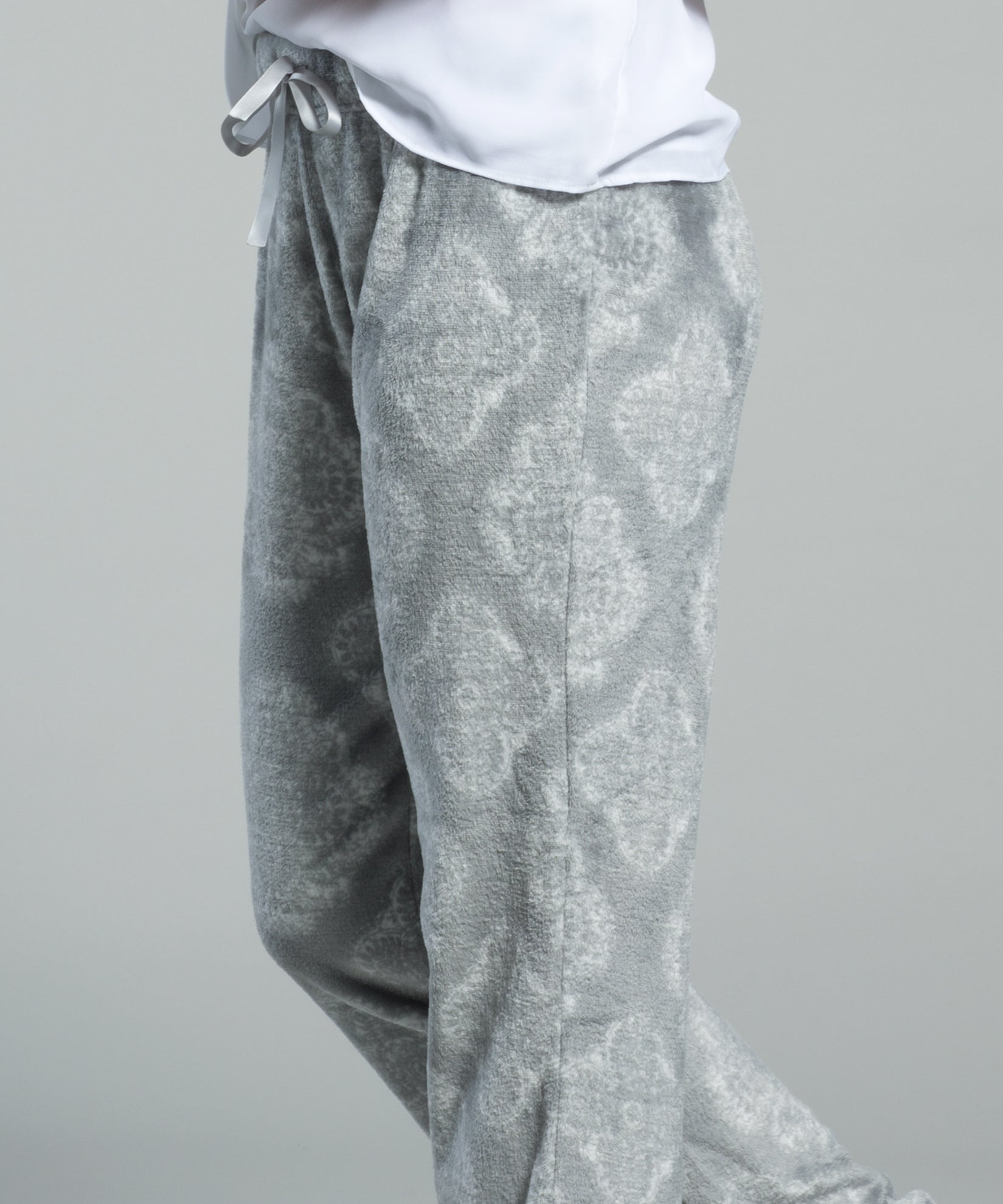 Taupe - Bindi Velour Pants