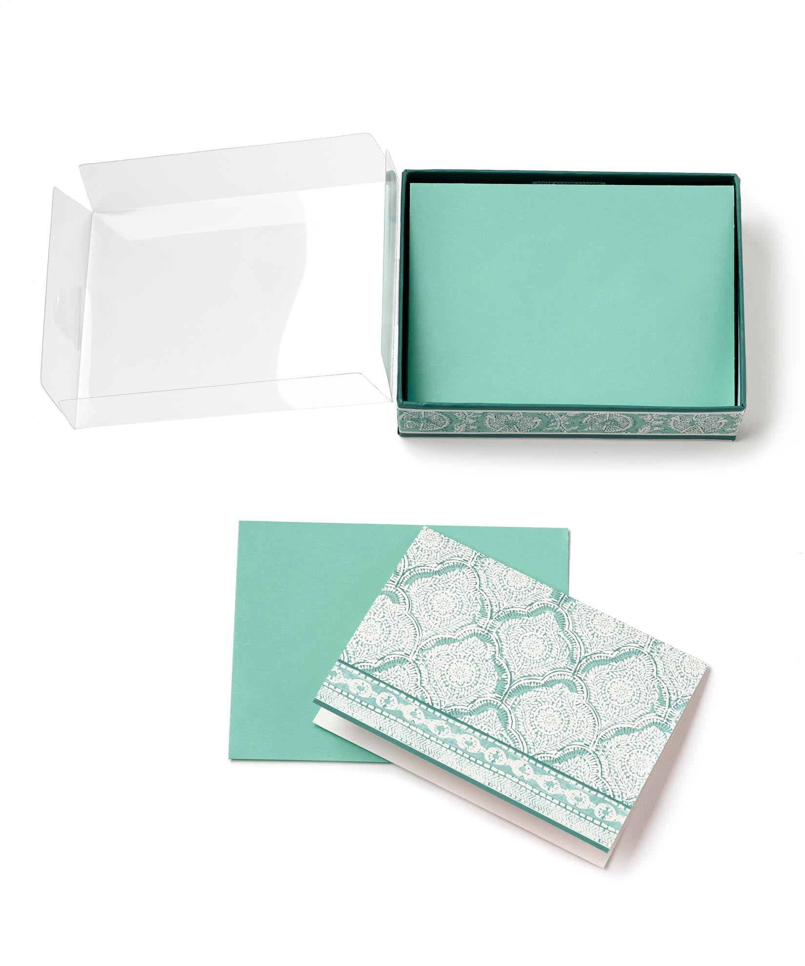 Aqua - Bindi Boxed Notes
