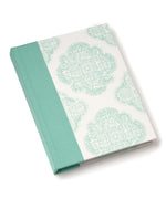 Aqua - Bindi Bound Personal Journal