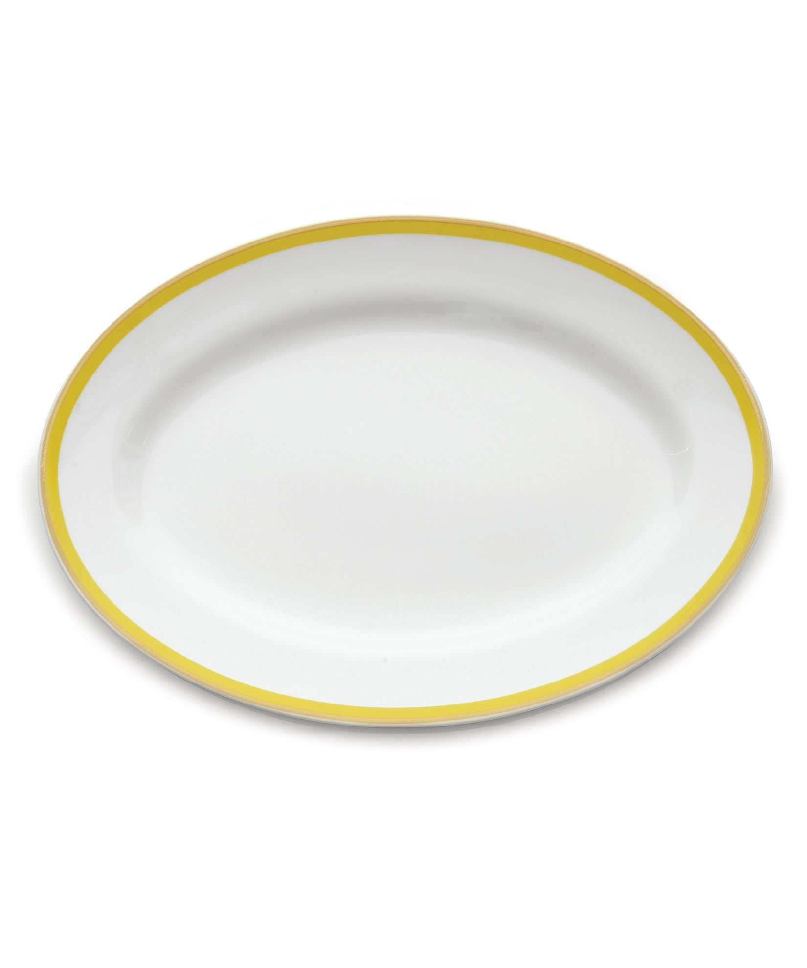 Latika Gold Oval Platter - Latika Gold Oval Platter