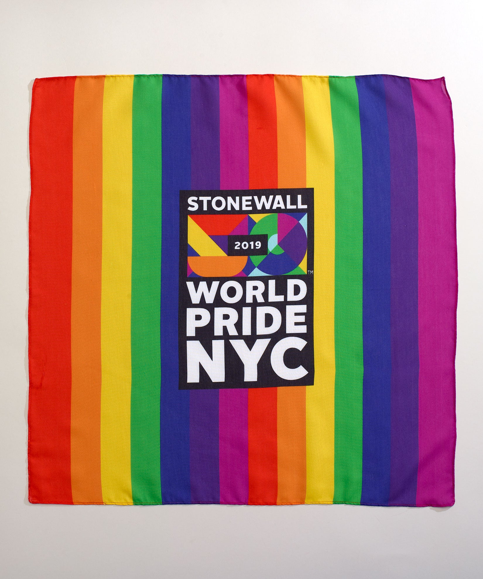 Multi - World Pride NYC Bandana