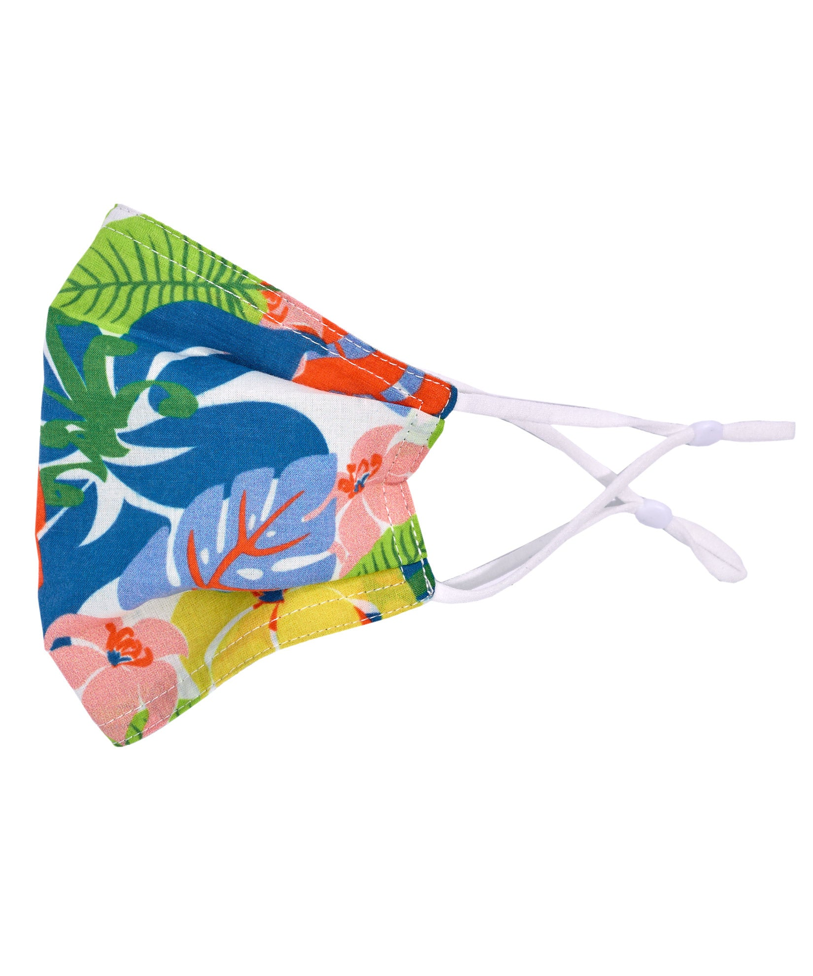 Multi - Tropical Floral Mask