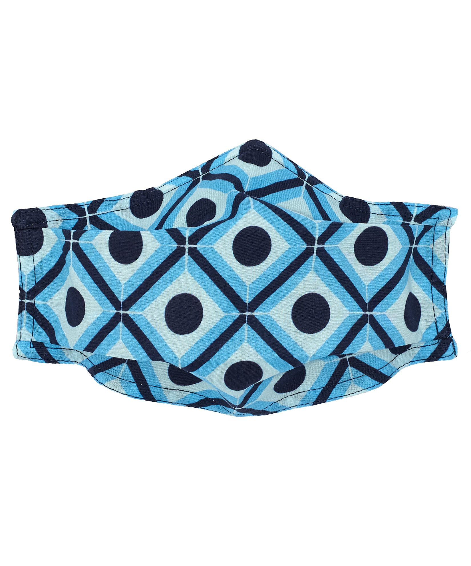 Aqua - Dot Geo Cooling Mask