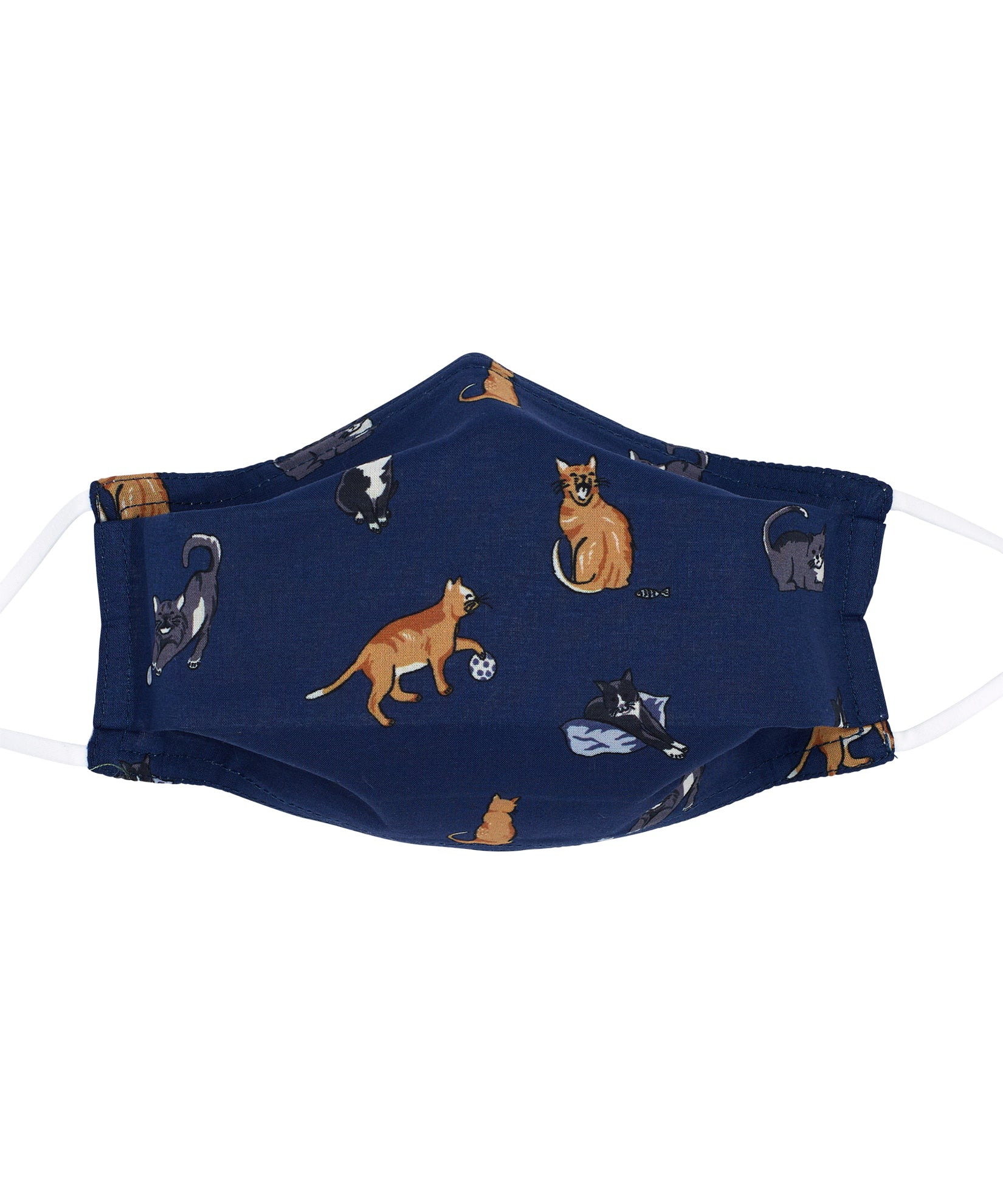 Navy - Cat's Meow Cooling Mask