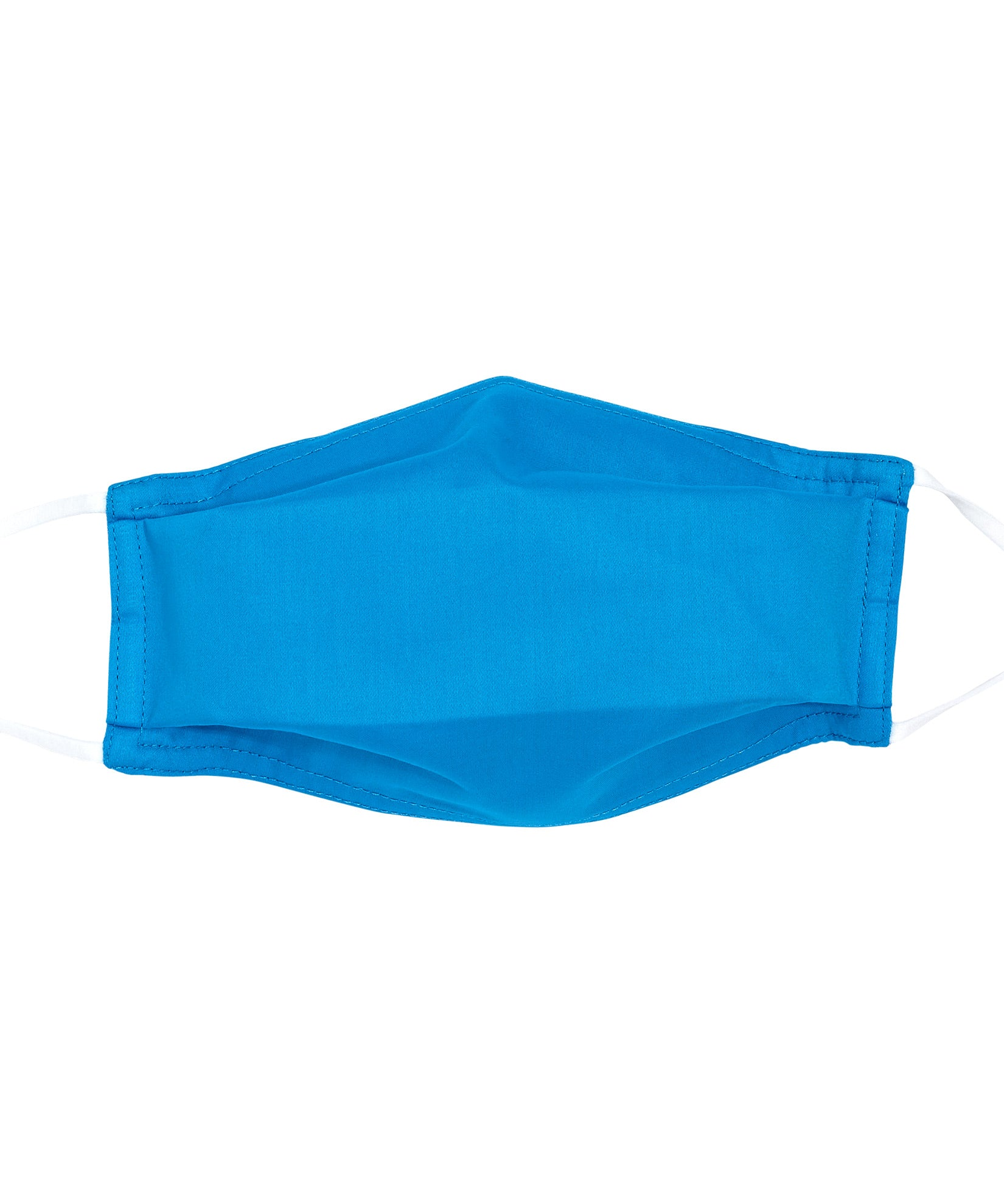 Bright Blue - Solid Cooling Mask