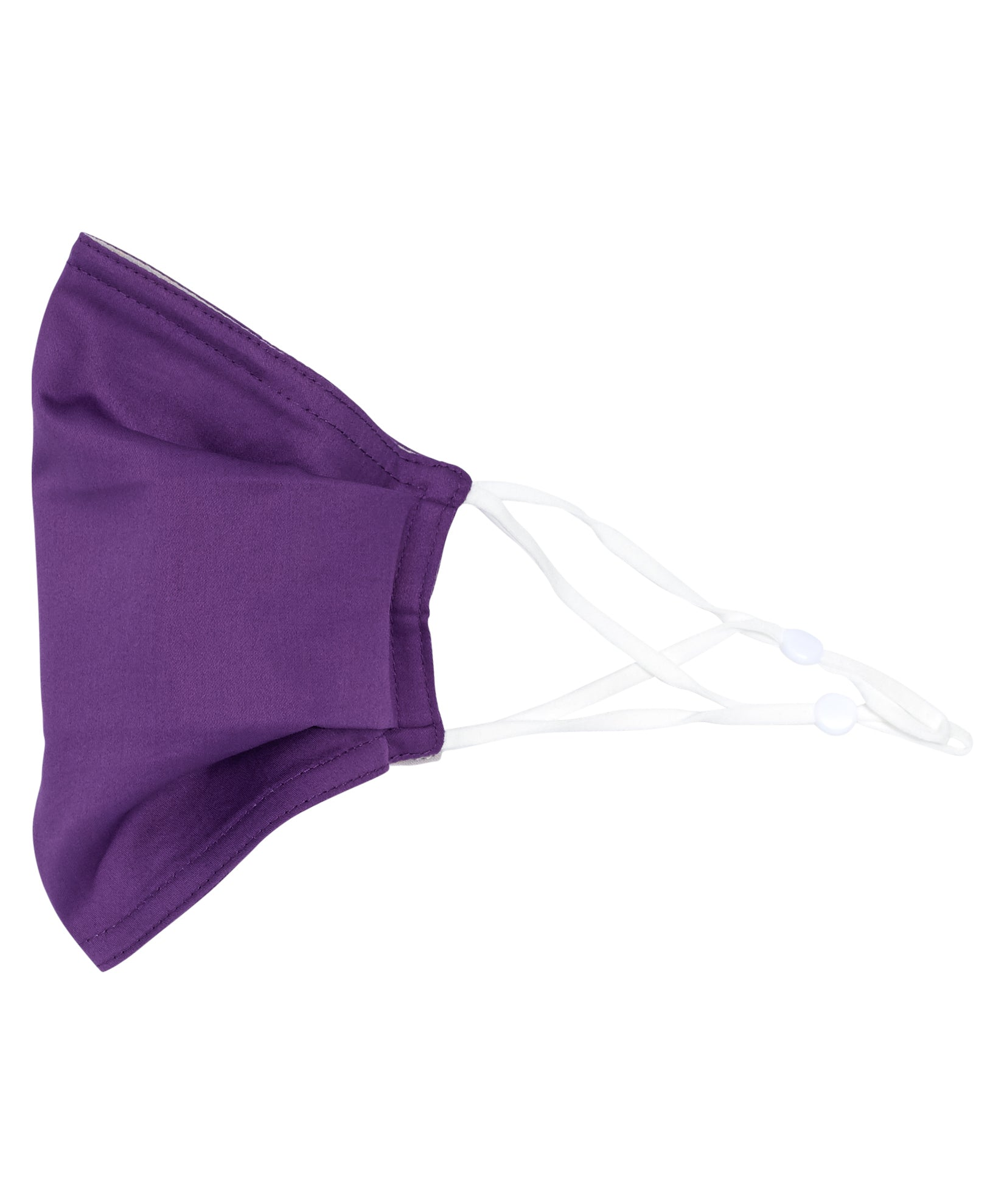 Purple - Solid Cooling Mask