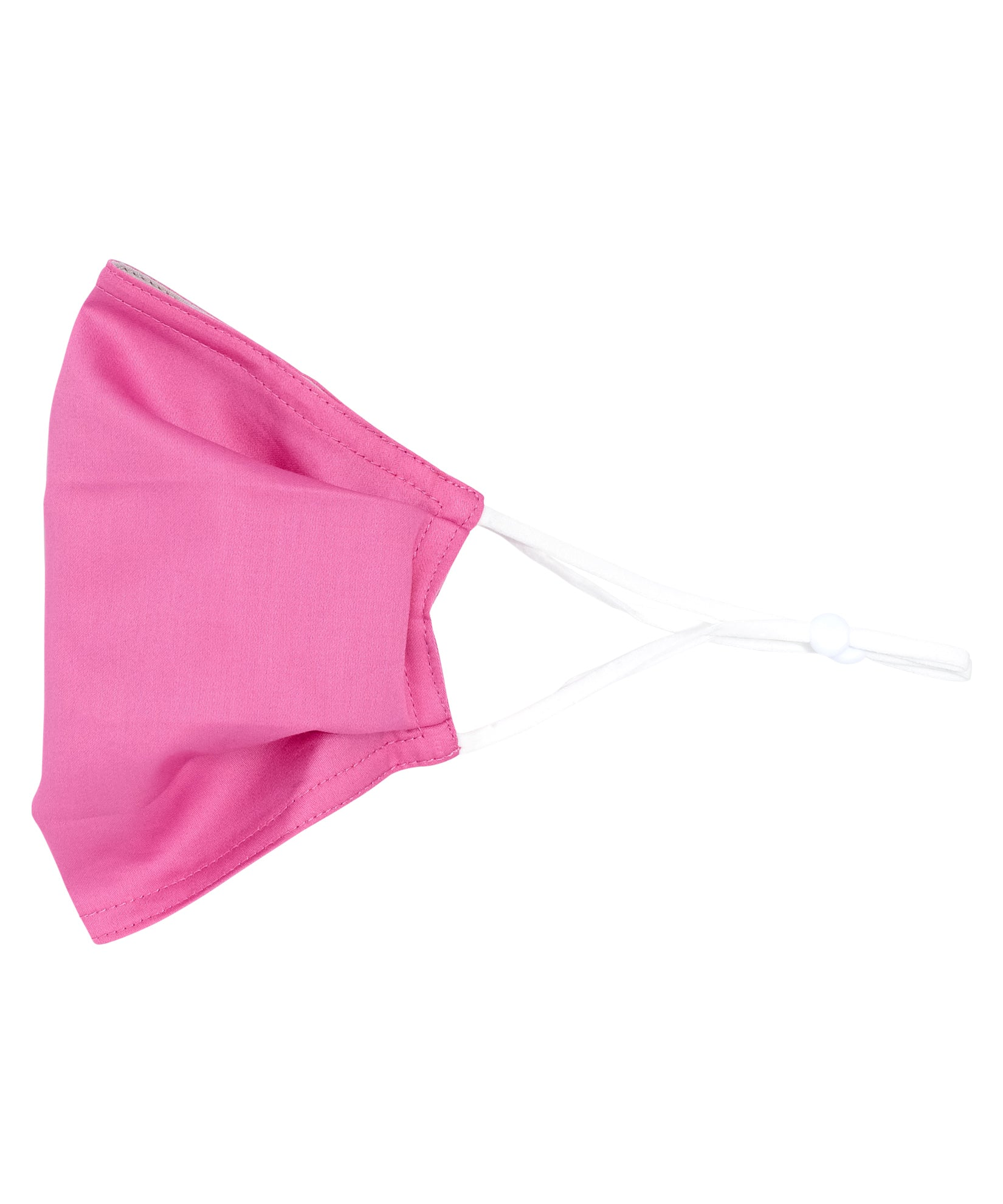 Hot Pink - Solid Cooling Mask
