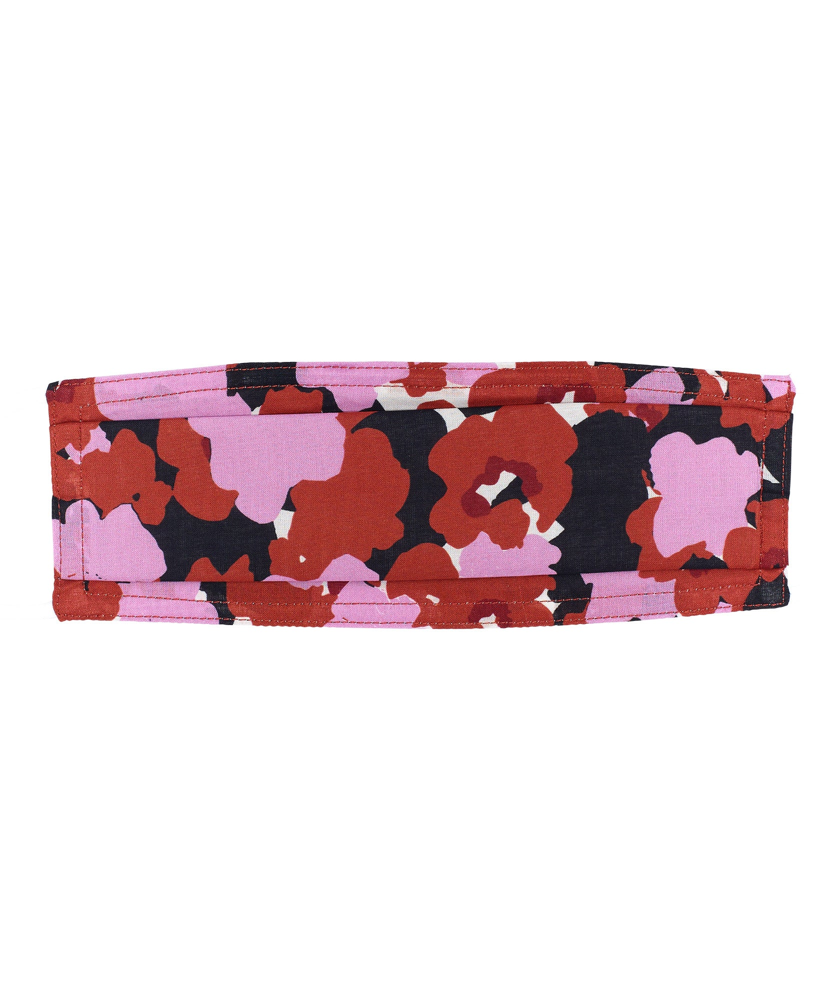 Rose - Floral Camo Cooling Mask w/Pocket