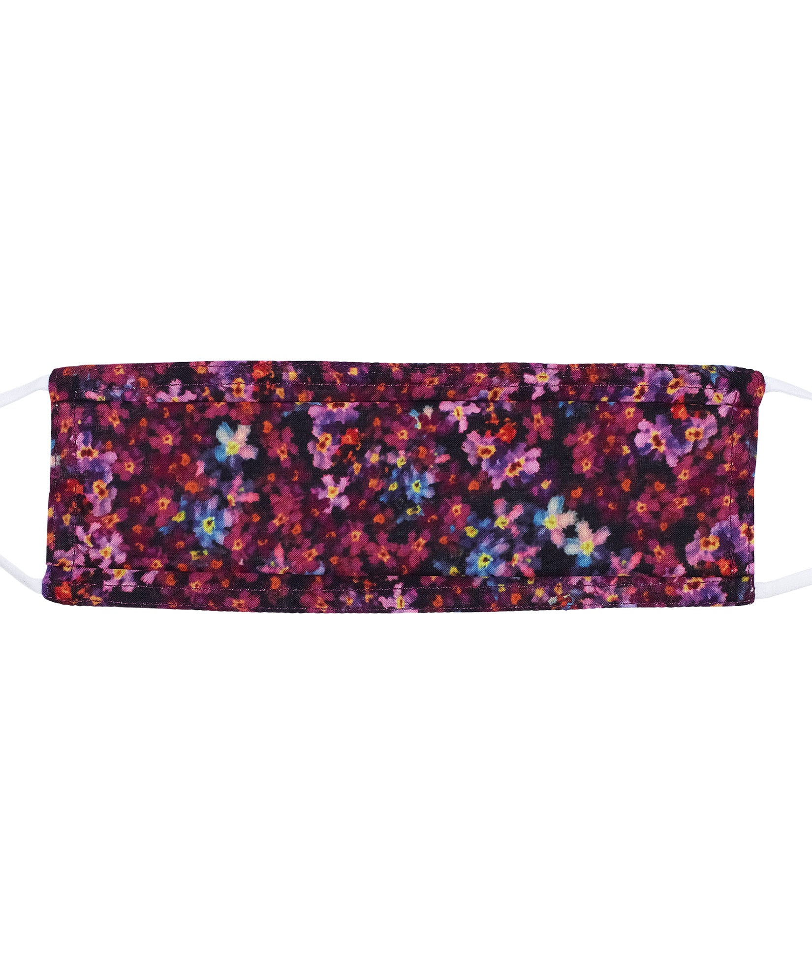 Multi - Blurry Floral Cooling Mask