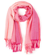 Rose Pink - Ombre Pareo