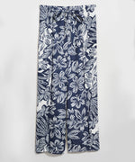 Navy - Floral Breeze Pants
