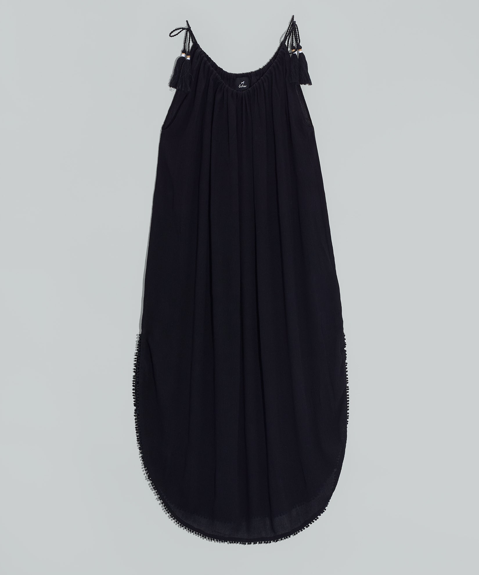 Black - Maxi Breeze Dress