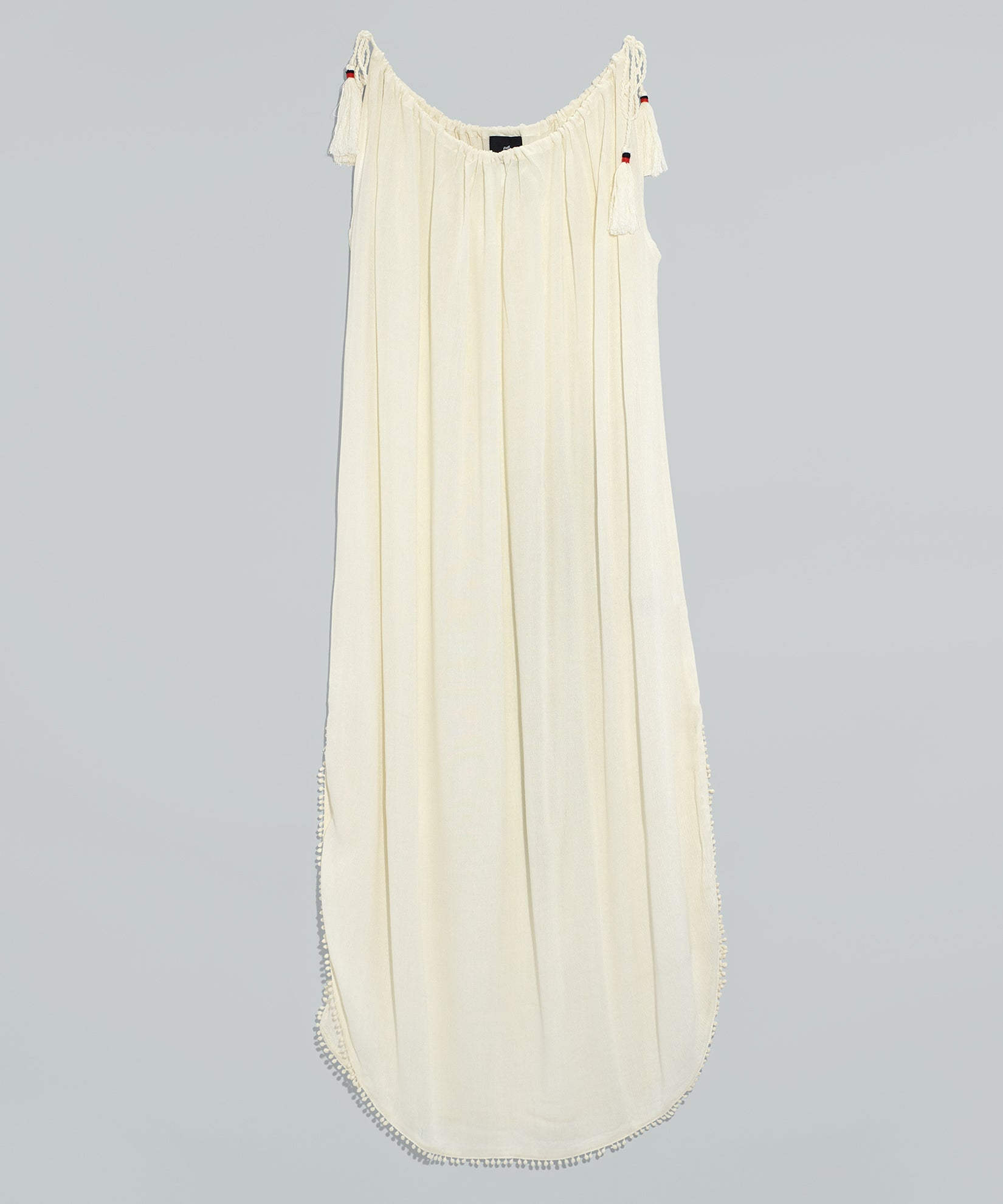 White - Maxi Breeze Dress
