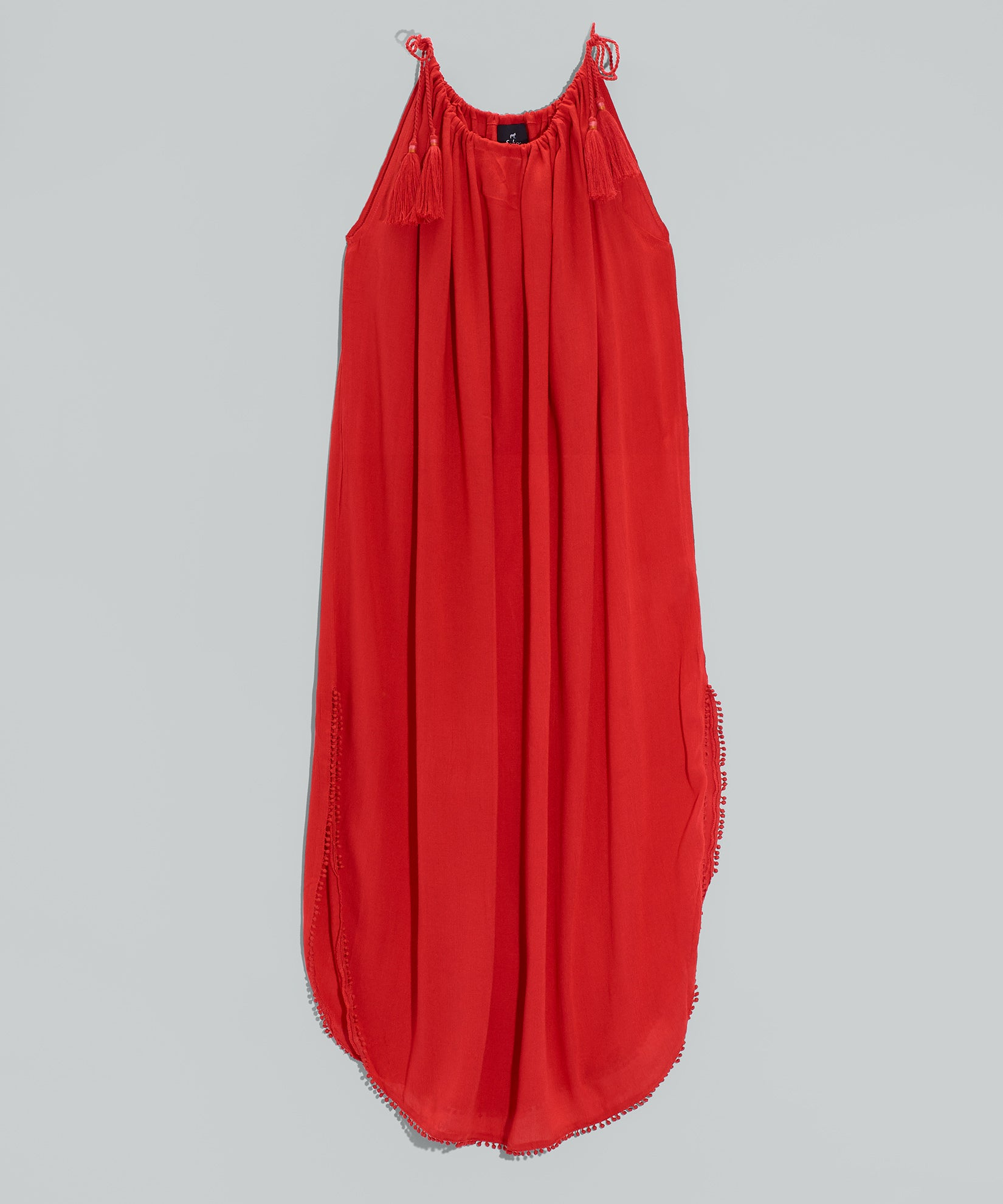Passion Flower - Maxi Breeze Dress