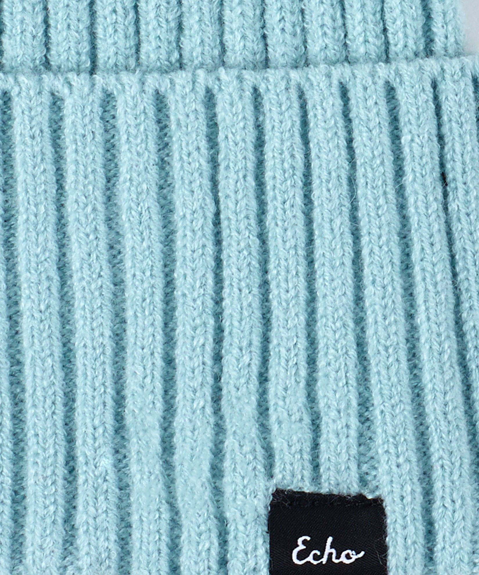 Himalayan Ice - Active Stretch Ribbed Cuff Beanie