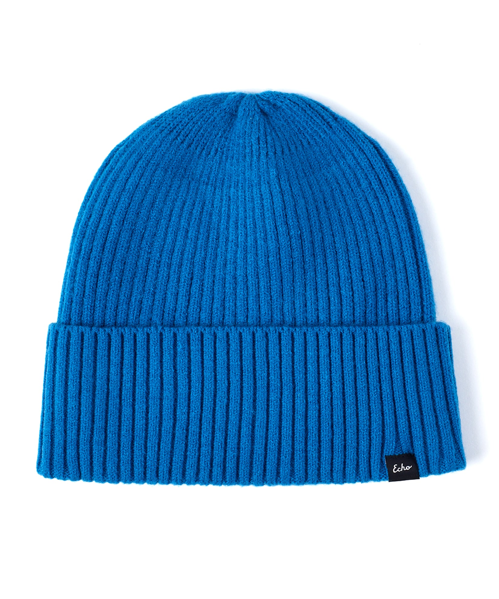 Peacock - Active Stretch Ribbed Cuff Beanie