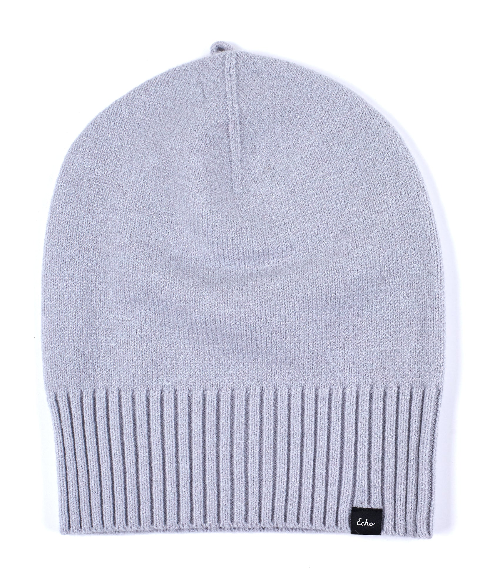 Echo Silver - Active Stretch Slouchy Beanie