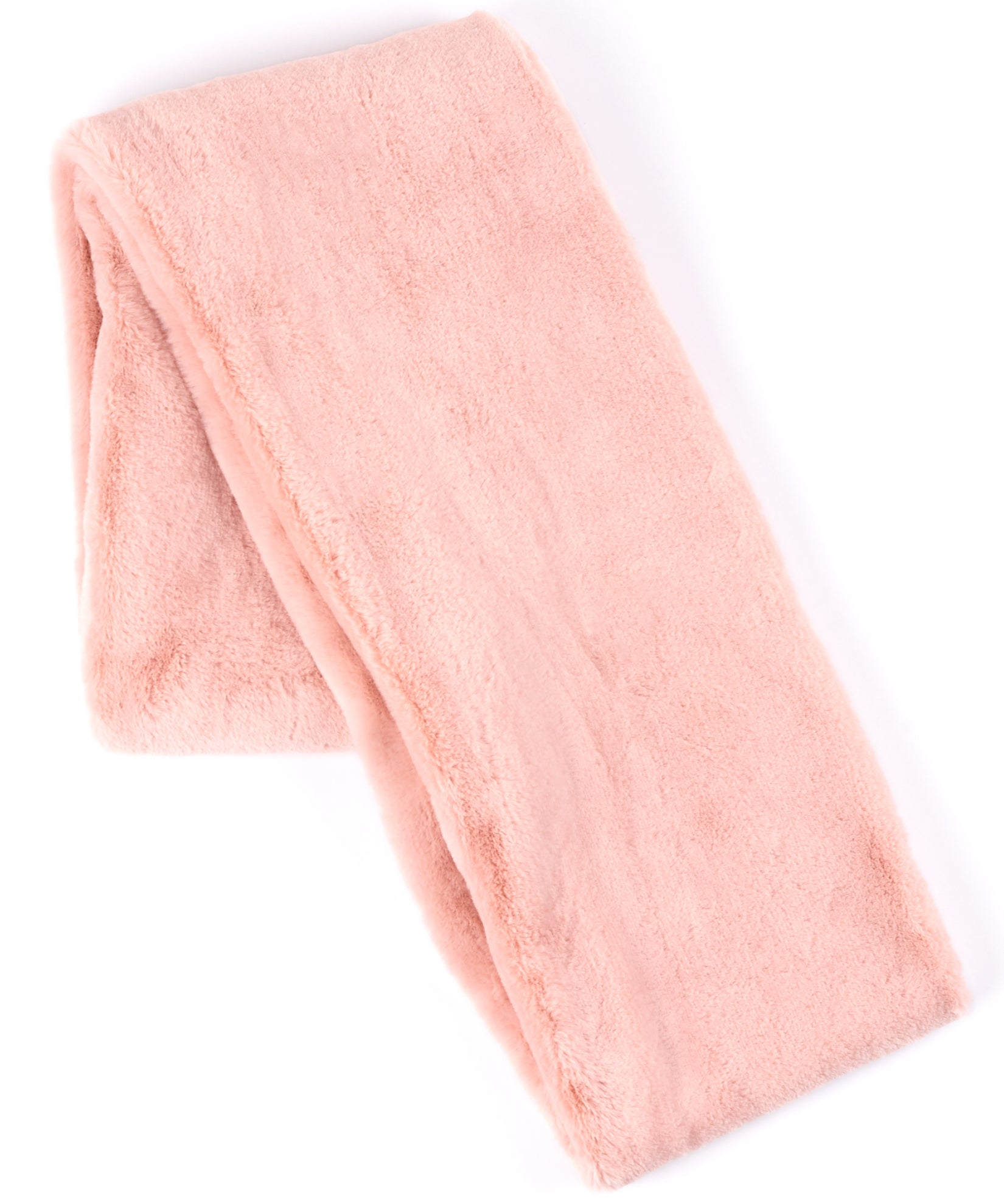 Jaipur Pink - Long Faux Fur Loop
