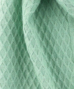 Jade Mint - Diamond Textured Muffler