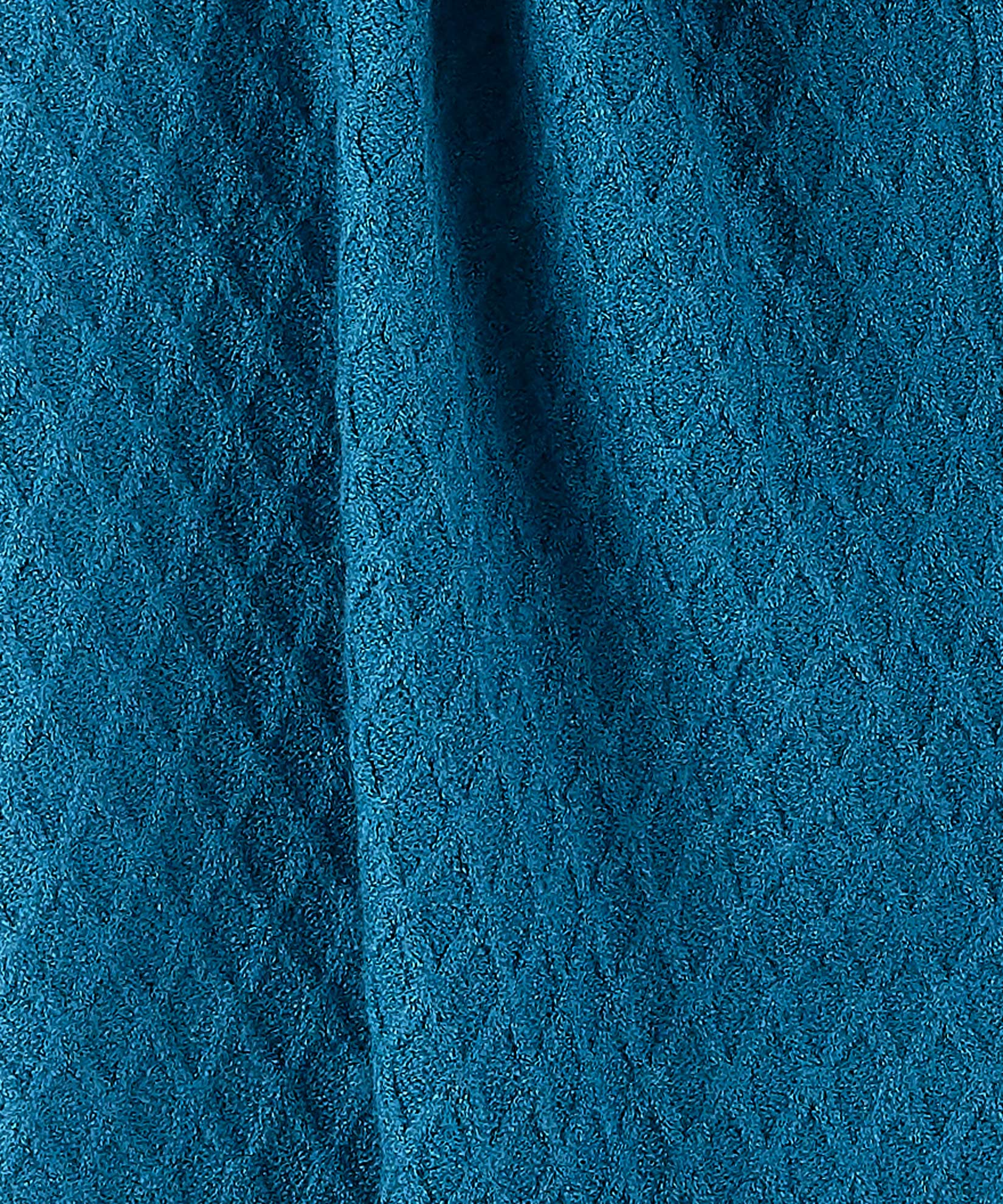 Teal - Diamond Textured Muffler