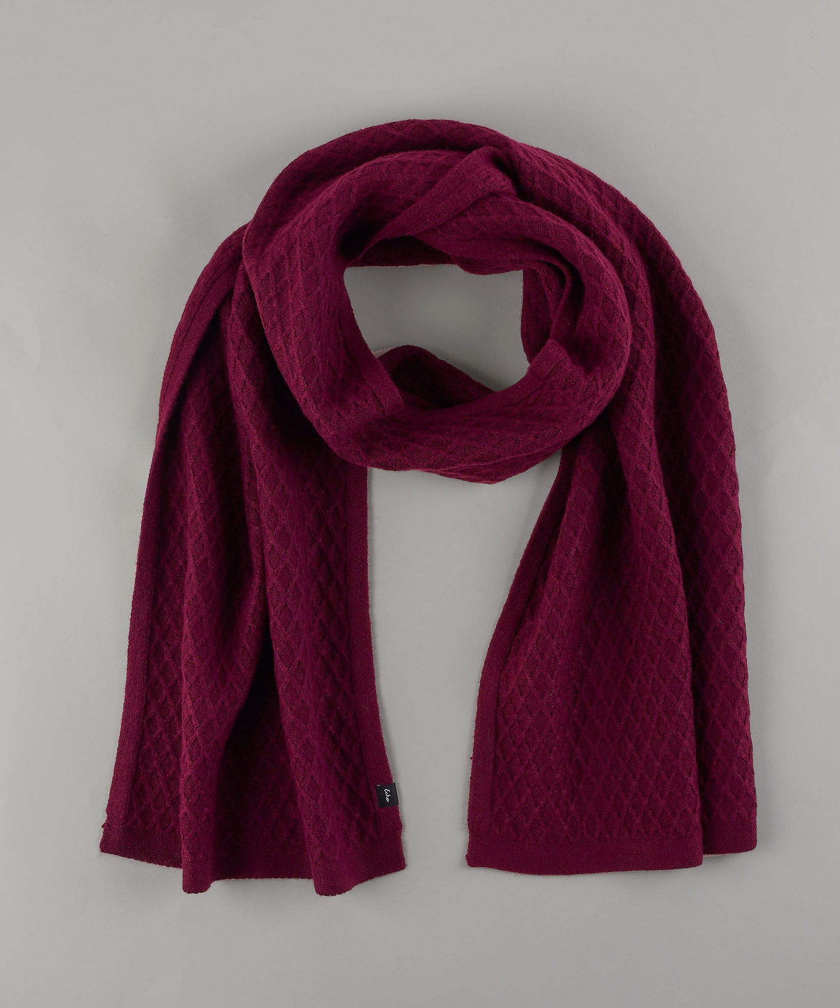 Boysenberry - Diamond Textured Muffler