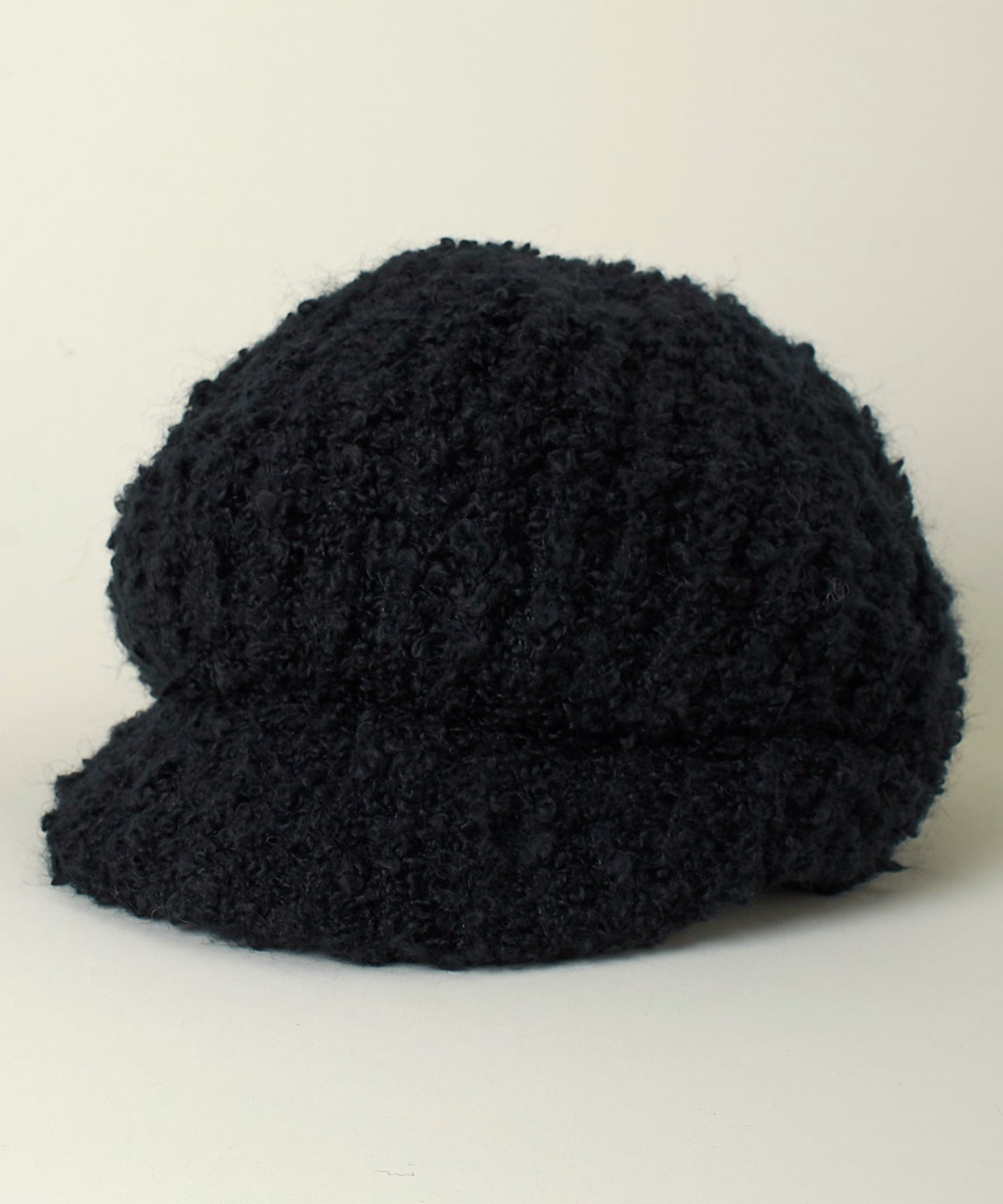 Echo Black - Boucle Gibson Hat