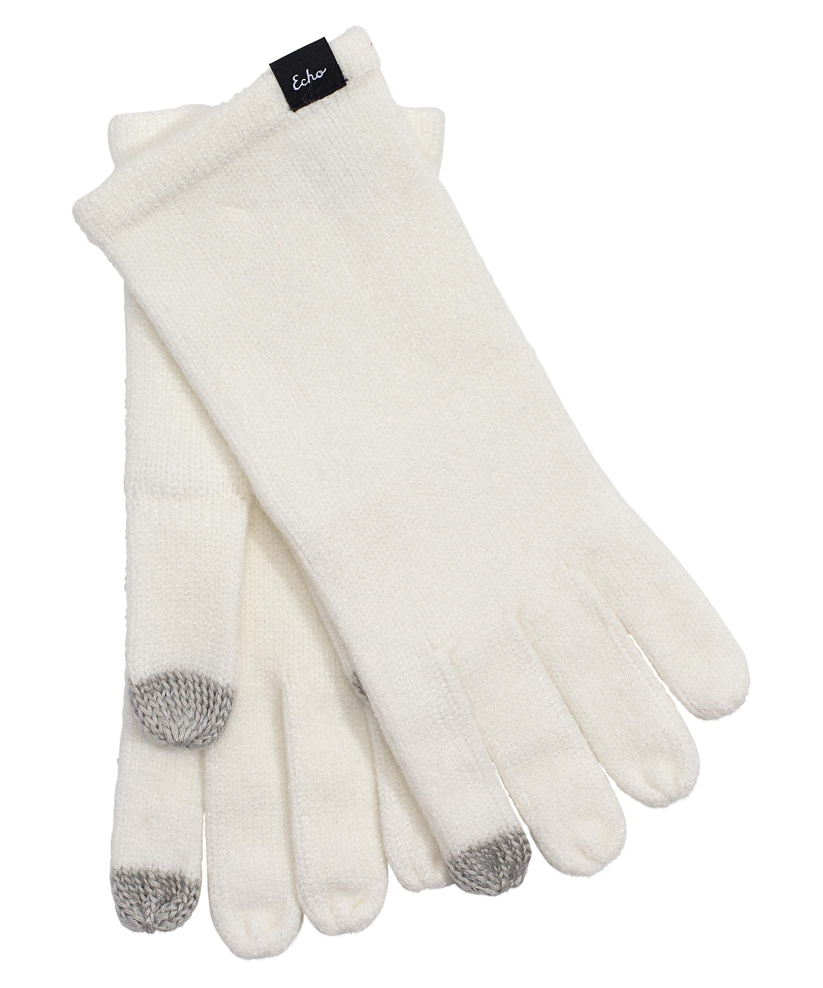 Echo Ivory - Echo Knit Touch Glove