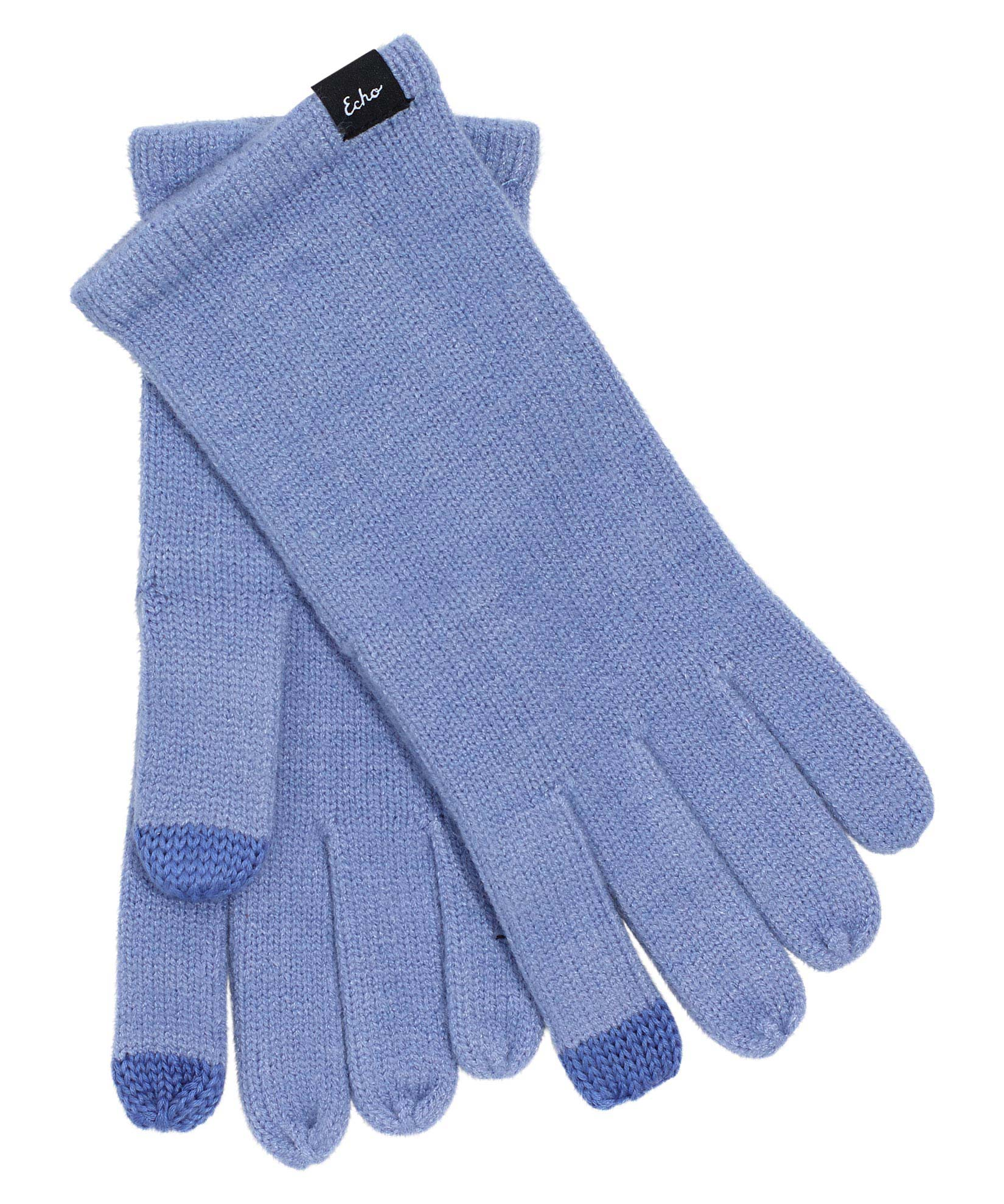 Blue Sky - Echo Knit Touch Glove