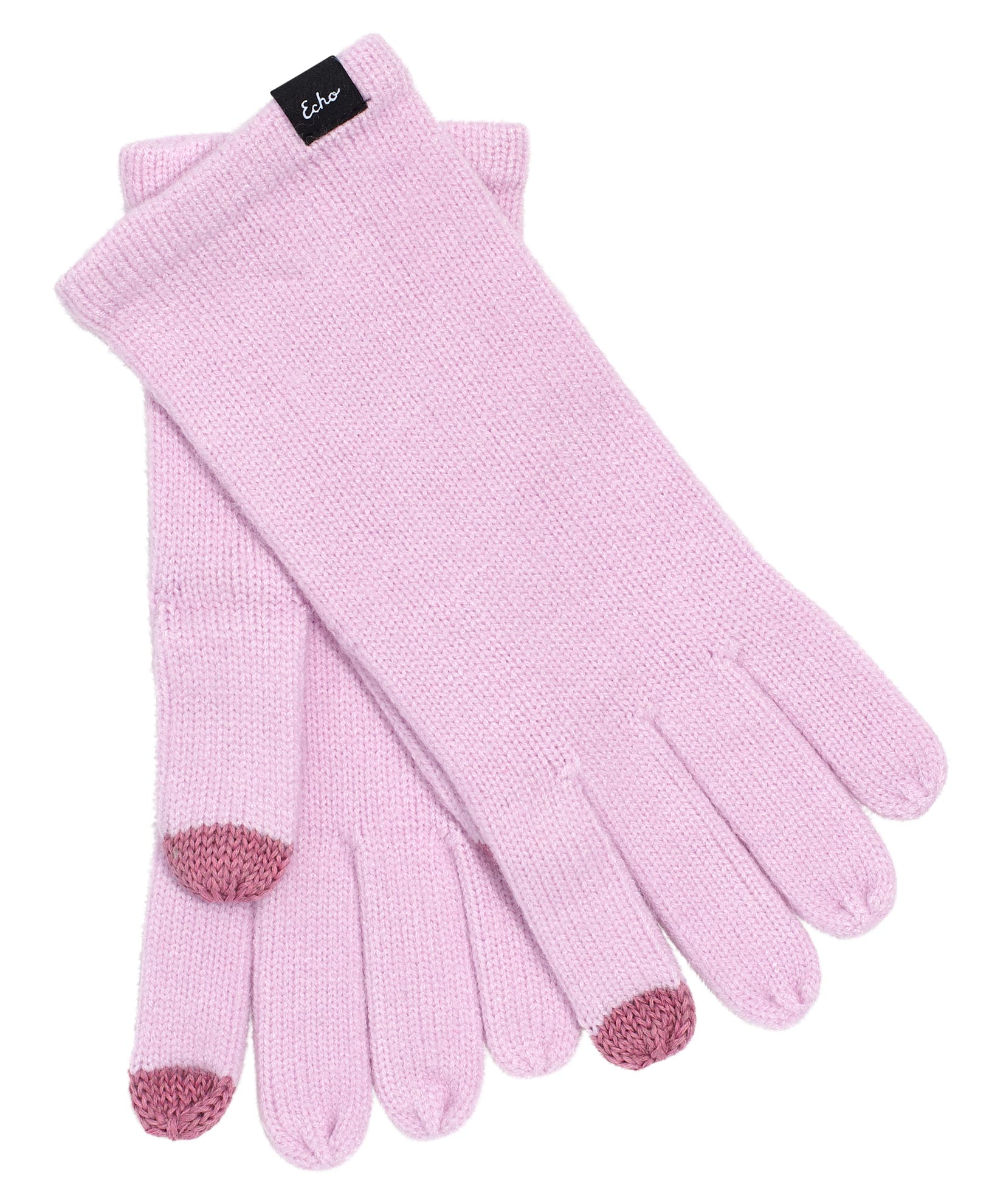 Pale Lilac - Echo Knit Touch Glove