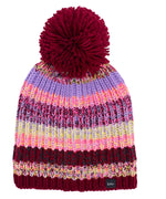Red Multi - Crazy Marl Hat