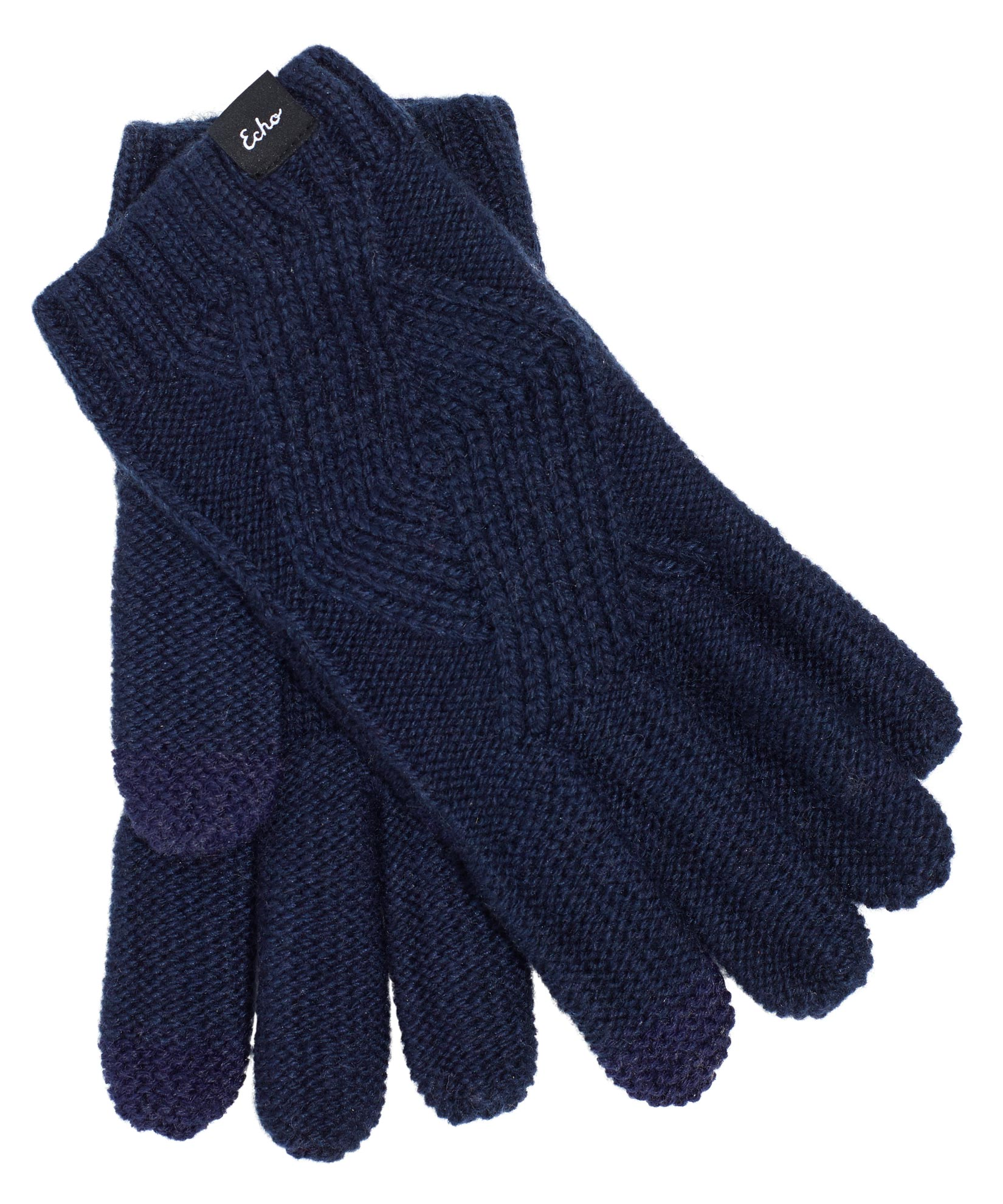 Navy - Recycled Cable Glove