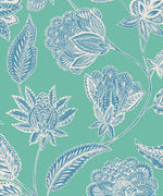 Aqua - Jameson Fabric