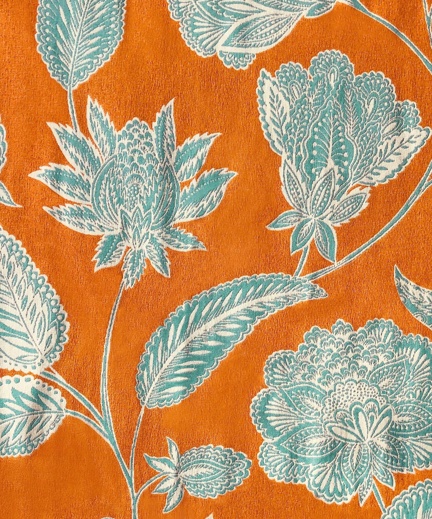 Orange - Jameson Fabric