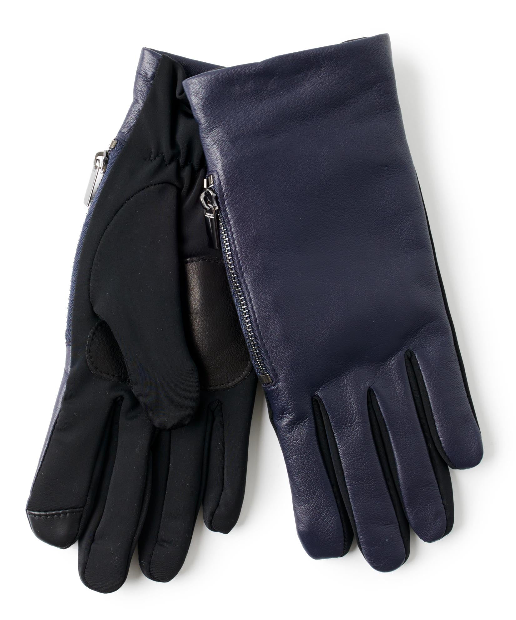 Maritime Navy - Short On The Go Glove