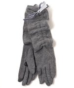Heather Grey - Opera Tie Glove