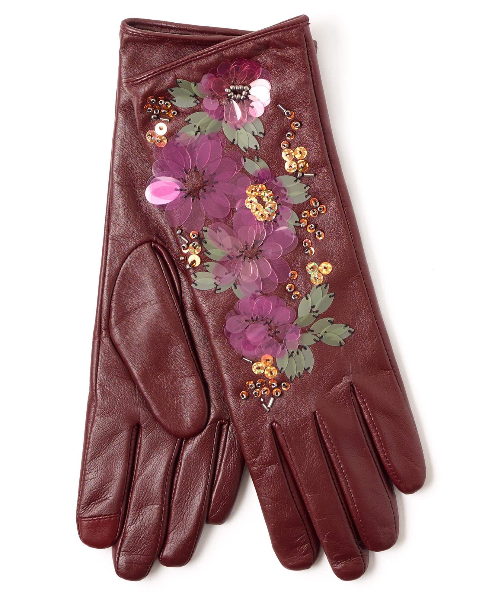 Port - Floral Cascade Glove