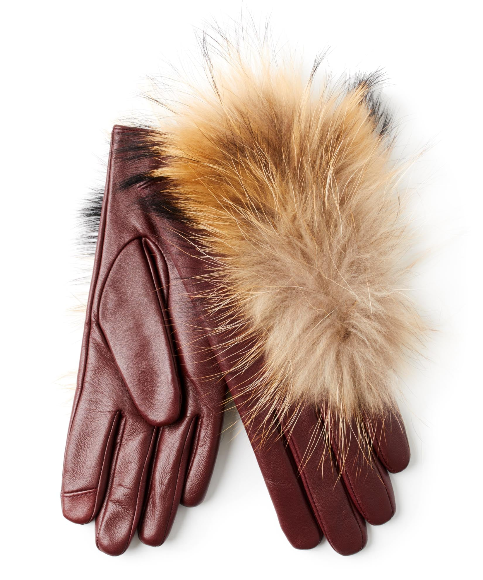 Port - Raccoon Fur Glove