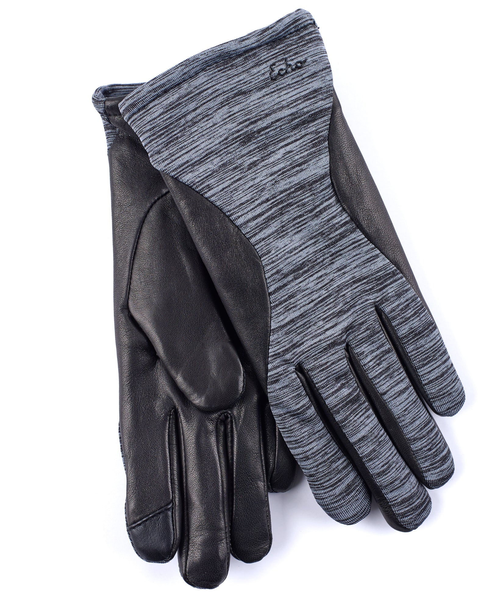 Heather Grey - Contour Leather Superfit Glove