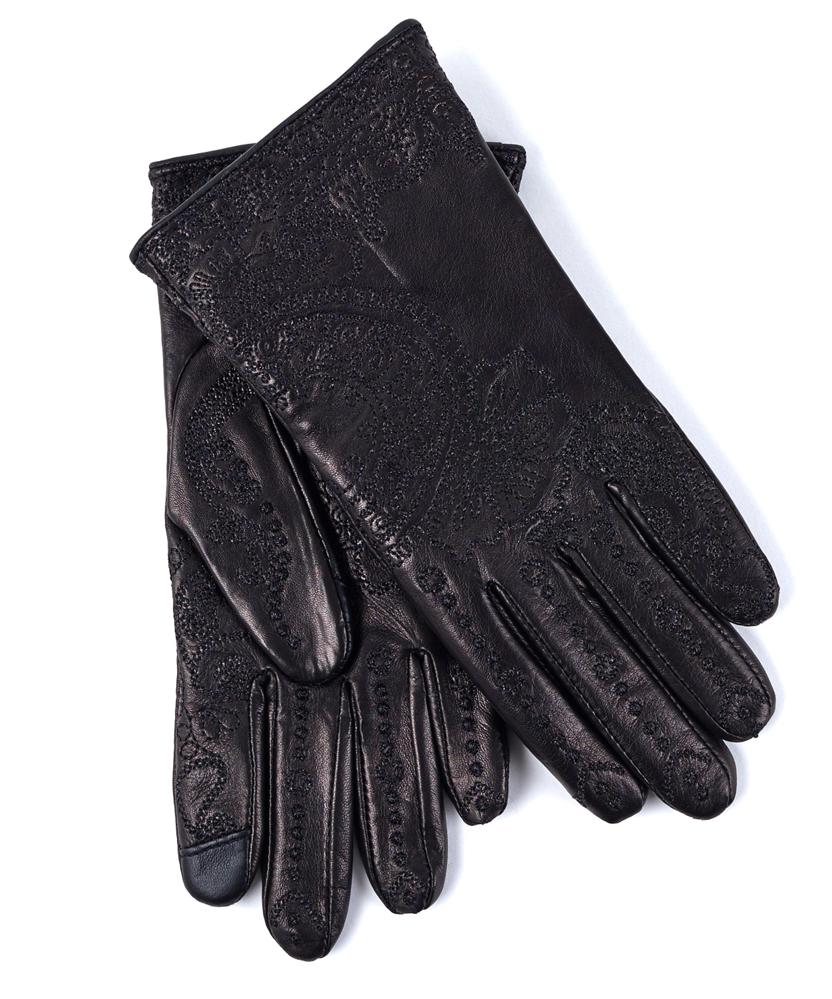 Black/Black - Lucky Glove