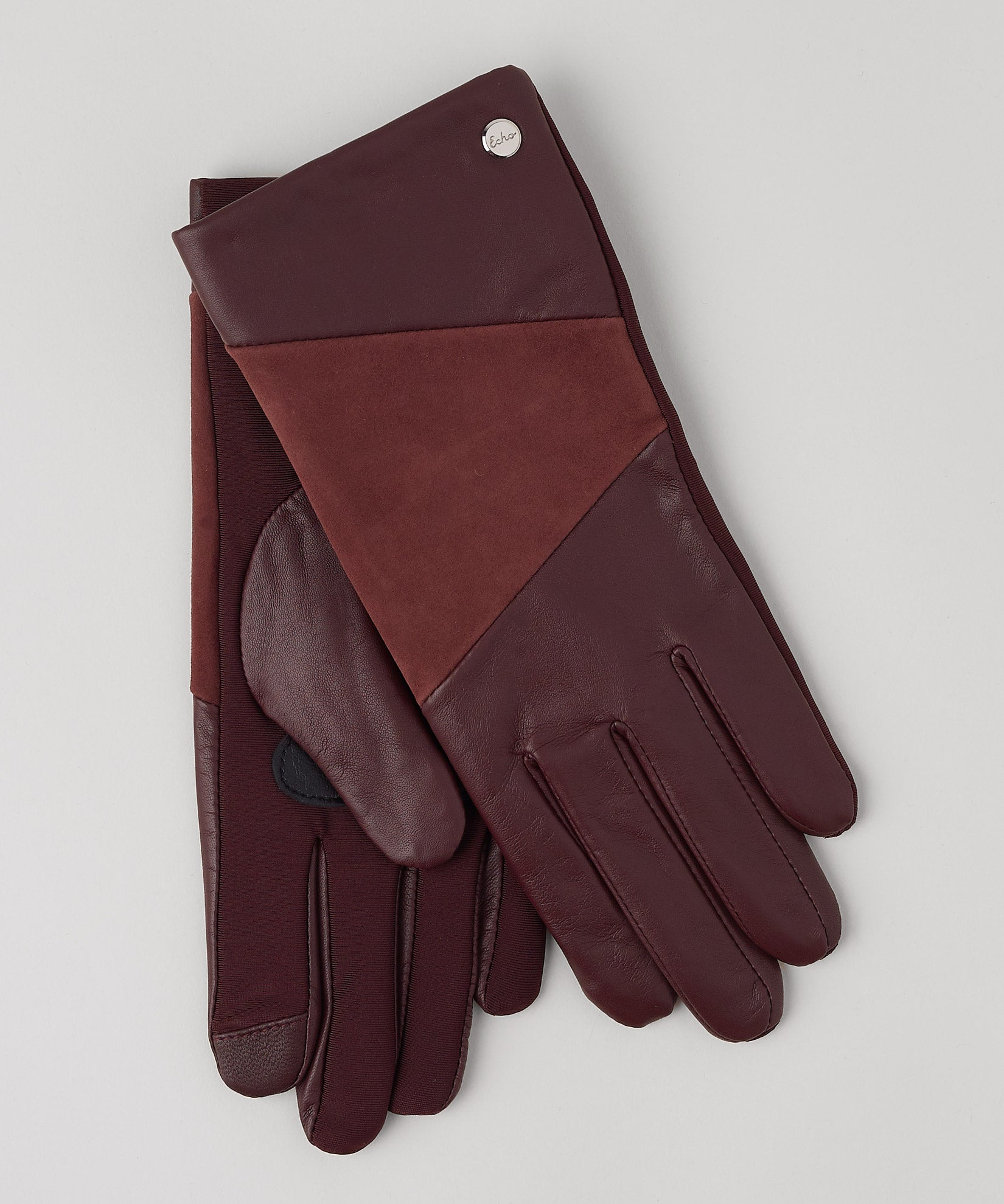 Fig - Leather Block Superfit Glove