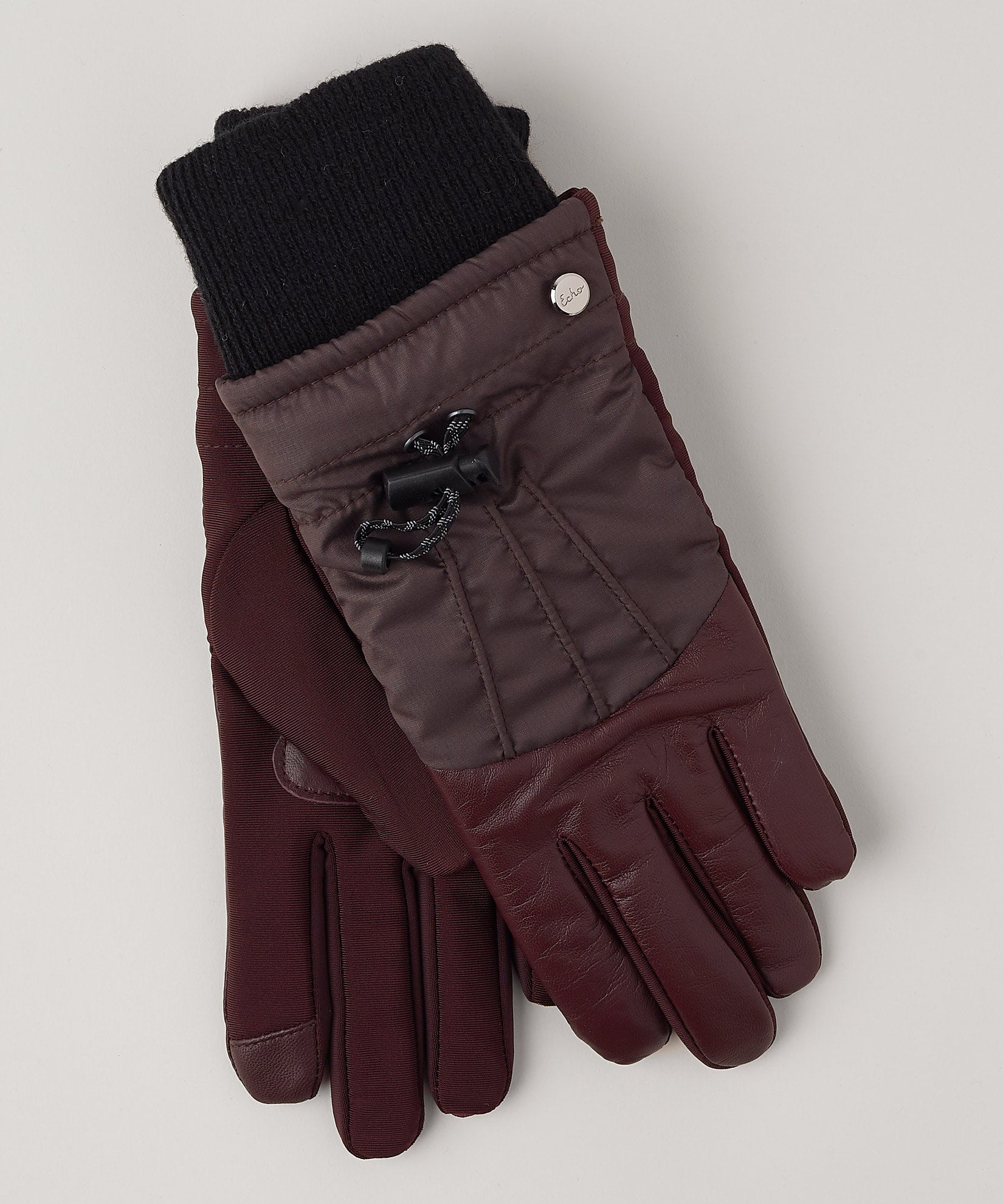 Fig - Warmest Superfit Drawstring Glove