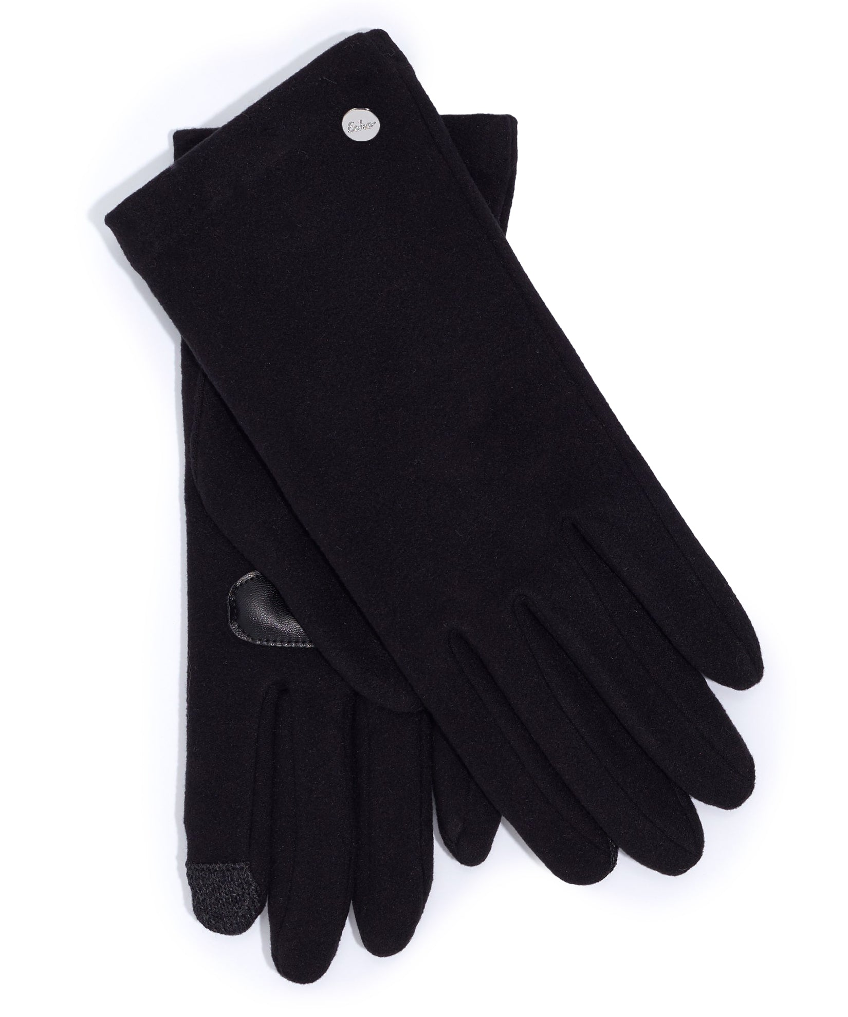 Black - Comfort Stretch Touch Glove