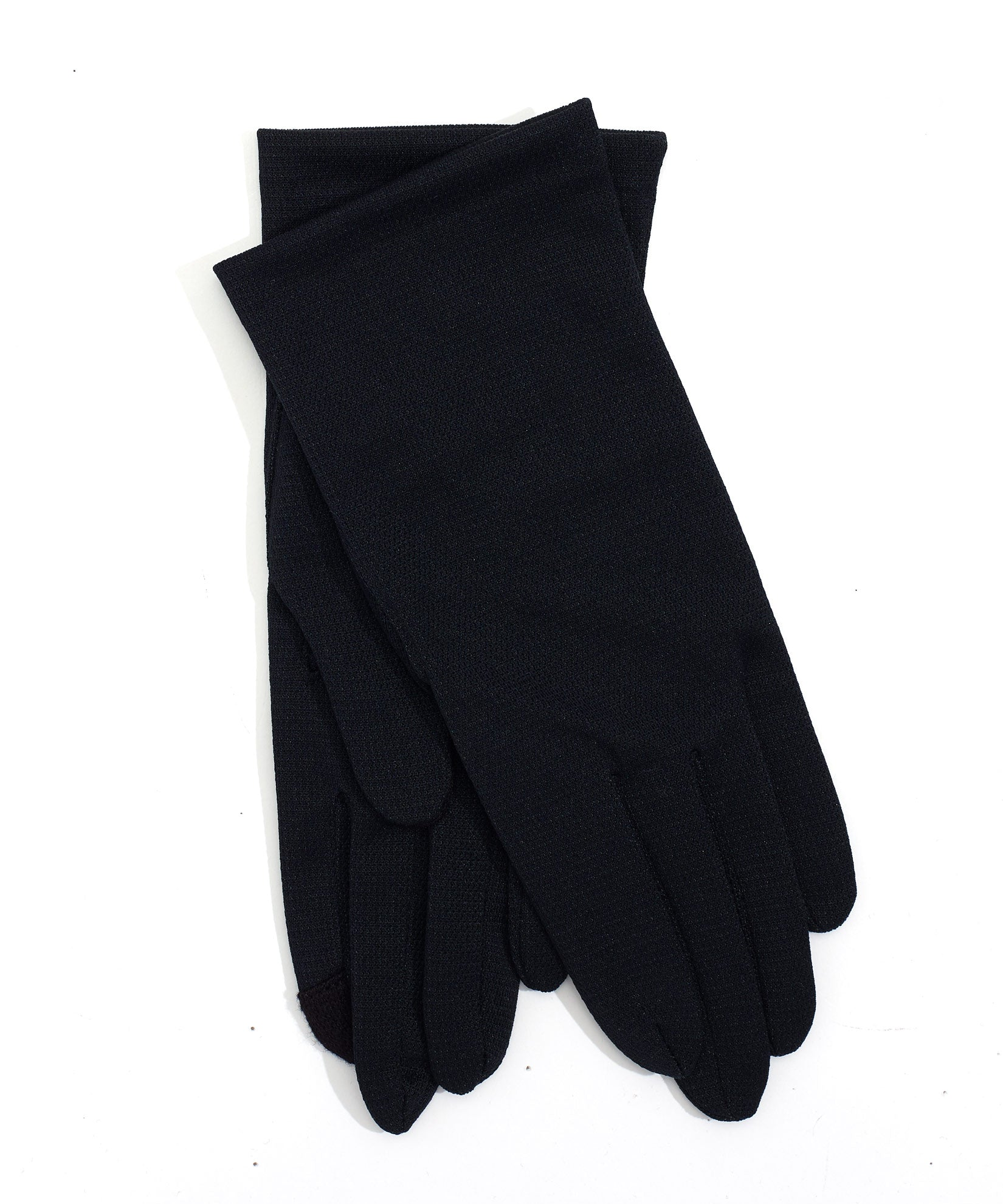 Black - Washable Solid Errand Glove with Echo Touch®